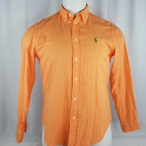 Ralph Lauren mens size medium button down shirt.